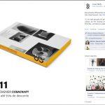 """Cosac Naify anunciando lançamento do livro """"elementos do design tridimensional"""" durante a realização da 9ª Edição da Semana do Design Puc-Rio"""
