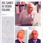 """Jornal """"O Globo""""- Tucker Viemeister, convidado da 9ª Edição da Semana Design Puc-Rio"""