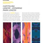 capitolina lenços - estampas para lenços