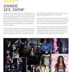 sinner, sex, show