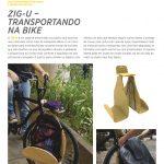 zig-u - transportando na bike