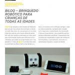 Biloo - brinquedo robótico para crianças de todas as idades